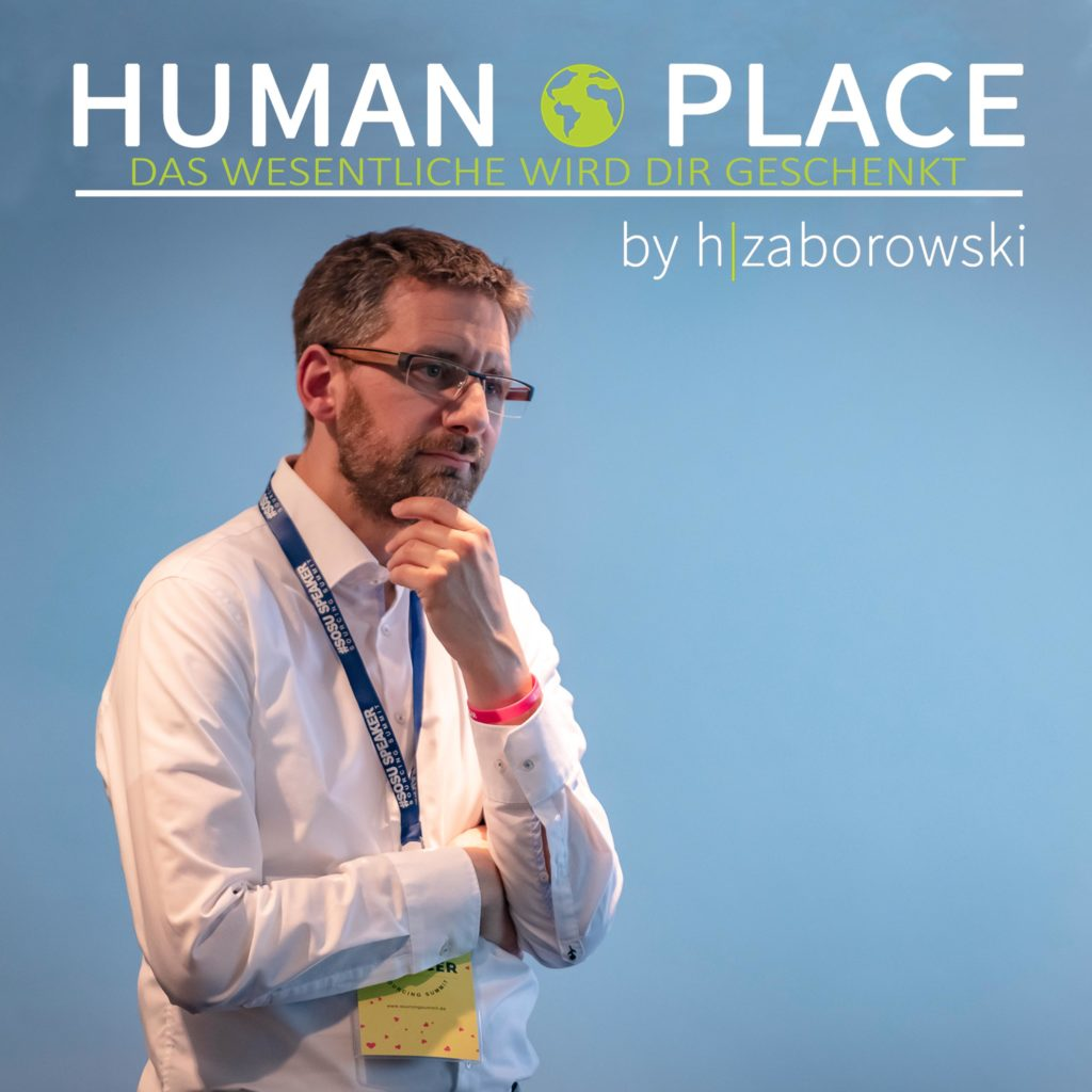 Cover Human Place