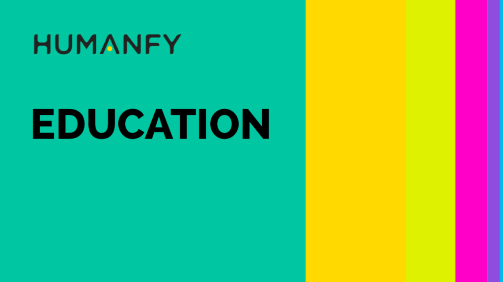 Cover humanfy EDUCATION Folder
